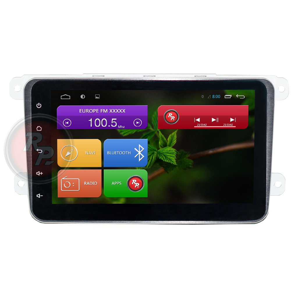Головное устройство RedPower 21004B8 Фольксваген