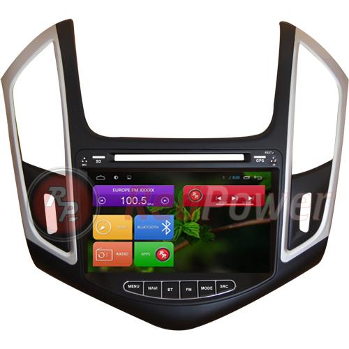 Штатное головное устройство Chevrolet Cruze 2013+