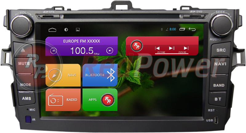 Головное устройство RedPower 21063