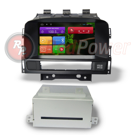 Головное устройство RedPower 21072 для Opel Astra J