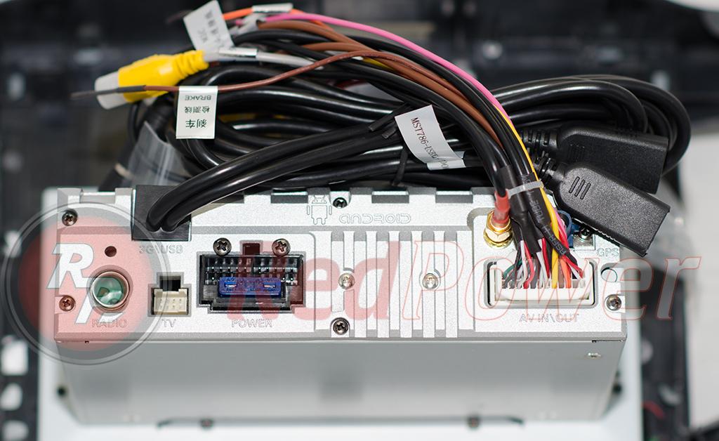 RedPower 21111B IPS вид сзади