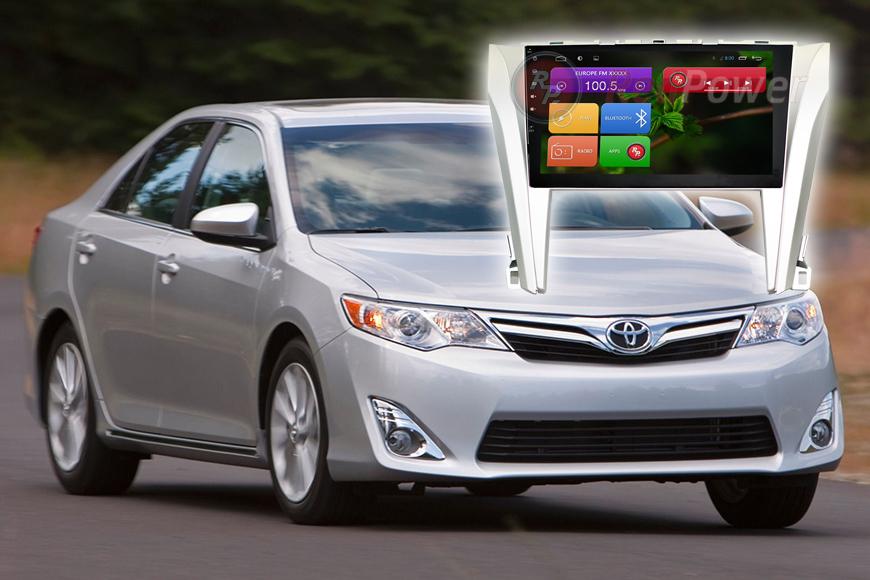 Штатное головное устройство Toyota Camry V55 автомагнитола Redpower 21231B android