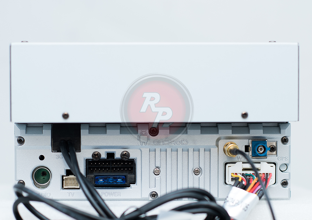 RedPower 21001BDVD вид сзади