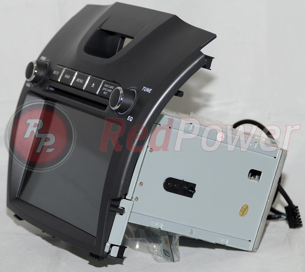 RedPower 21022 на Шевроле Трейлблейзер вид сбоку