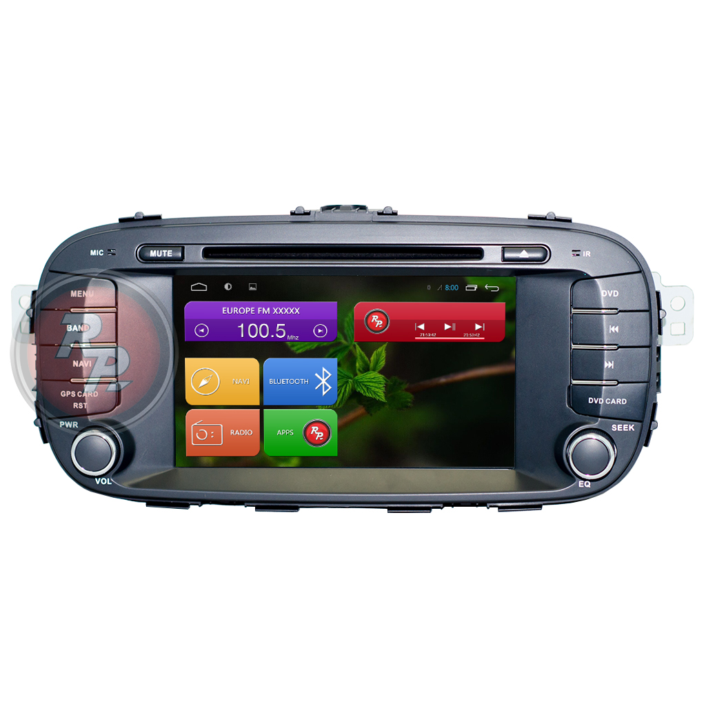 Головное устройство Redpower 21043 Kia Soul