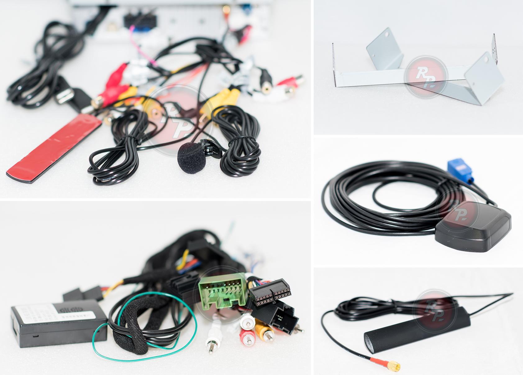 Колодки для подключения магнитолы Chevrolet Cruze 2013+