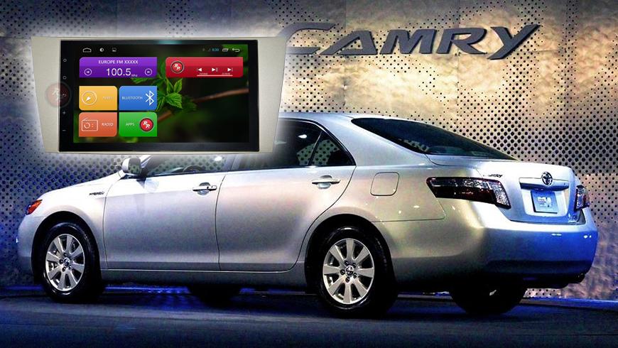 Автомагнитола для Toyota Camry V40 Redpower 21064BIPS
