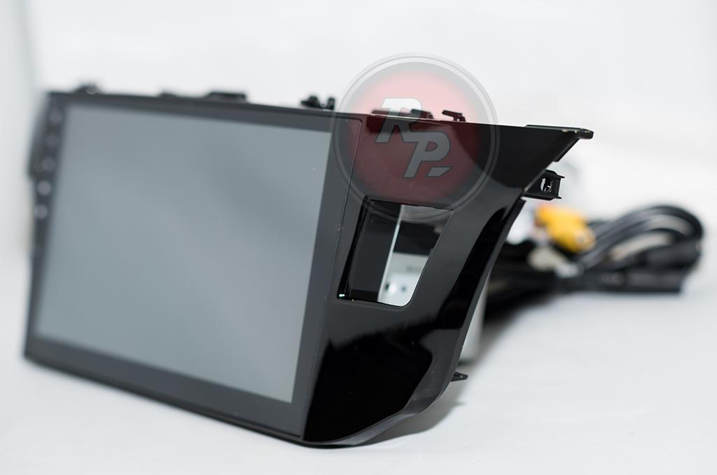 Штатная автомагнитола toyota corolla RedPower 31066 IPS