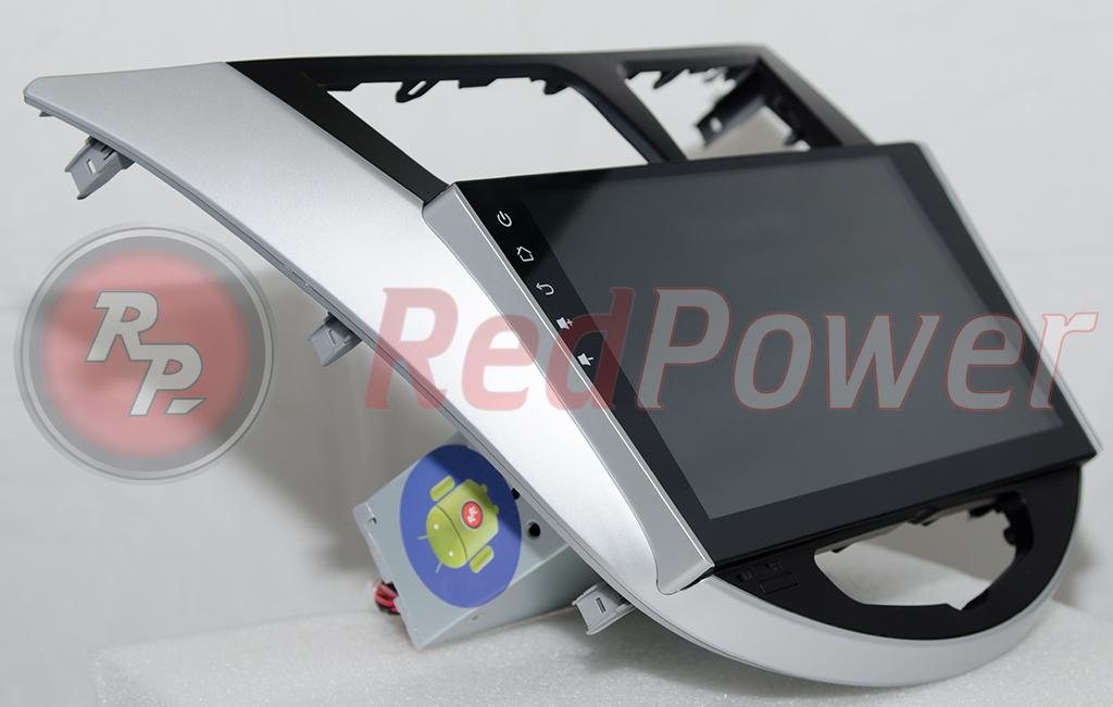 Автомагнитола Android Hyundai Solaris RedPower 21067B IPS