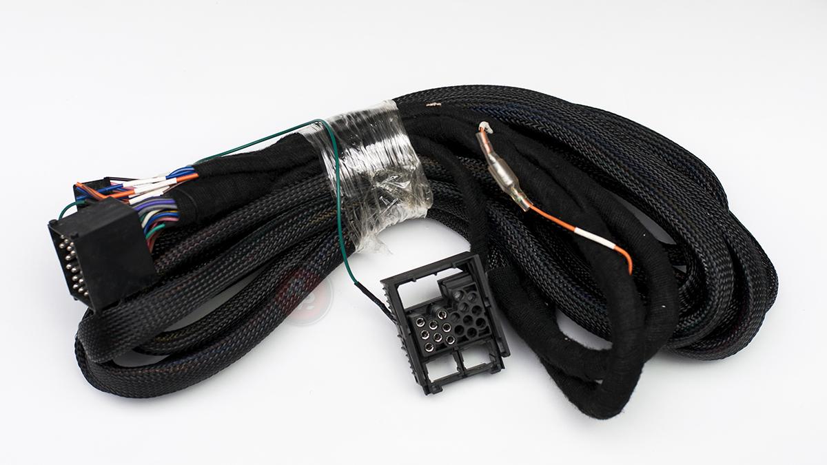 Комплект проводов на BMW 3 кузов E46 RedPower 31081 IPS