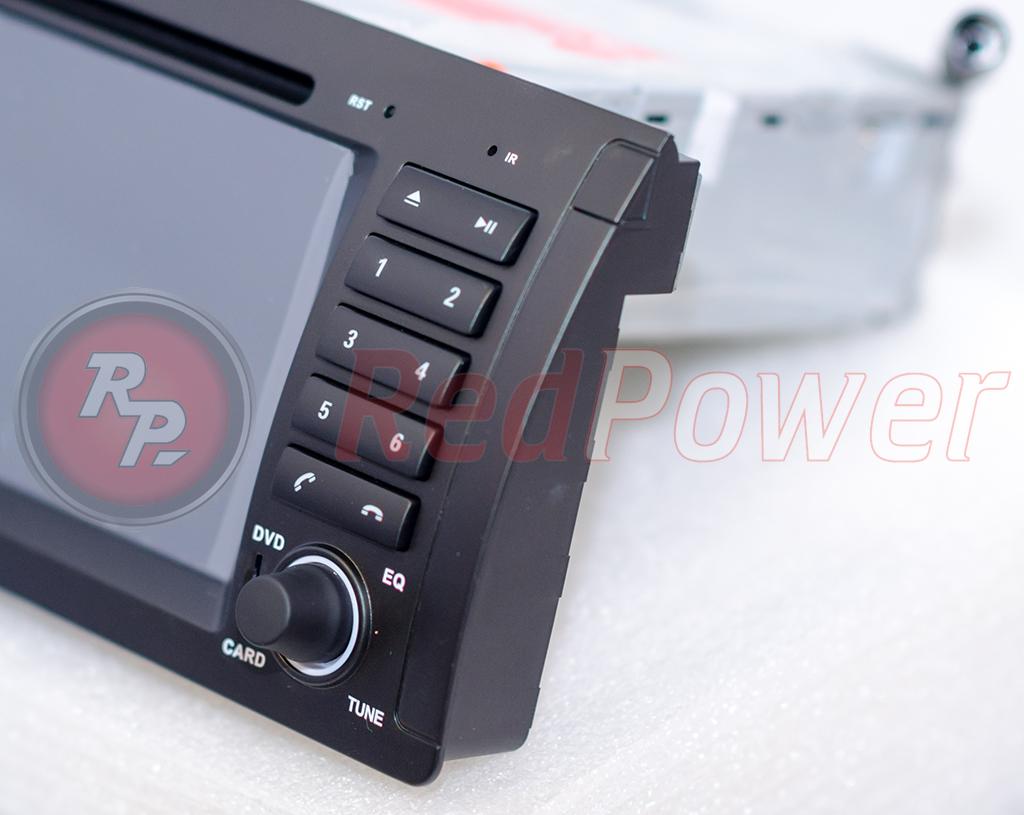 Кнопки на RedPower 21083