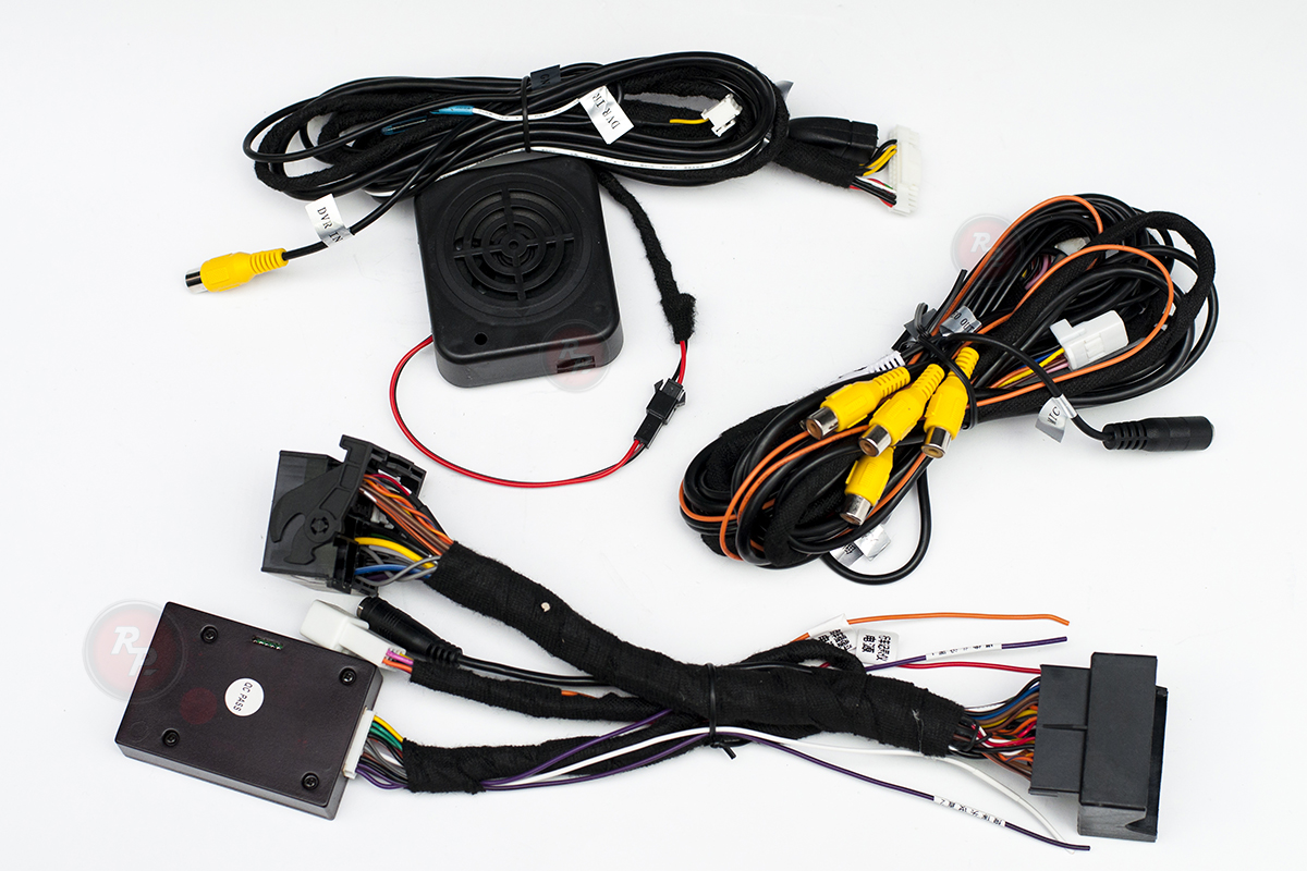 Комплект колодок для подключения шгу для BMW 5 серии F10 F11 2011-2012 гг.