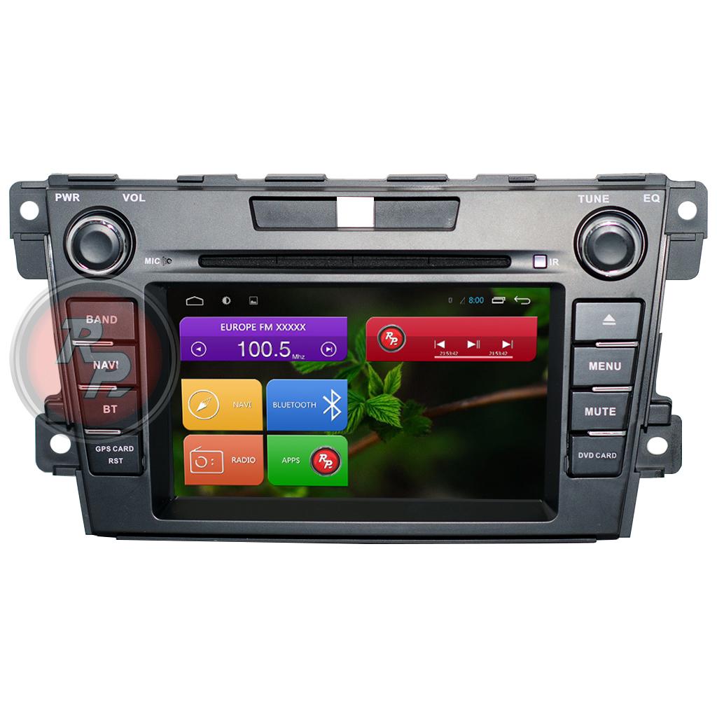 Головное устройство redpower 21097 Mazda CX-7