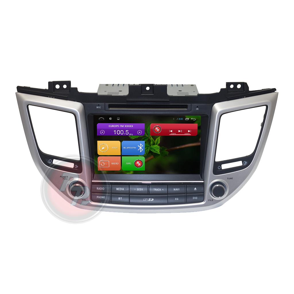 Головное устройство RedPower 31147 Hyundai Tycson