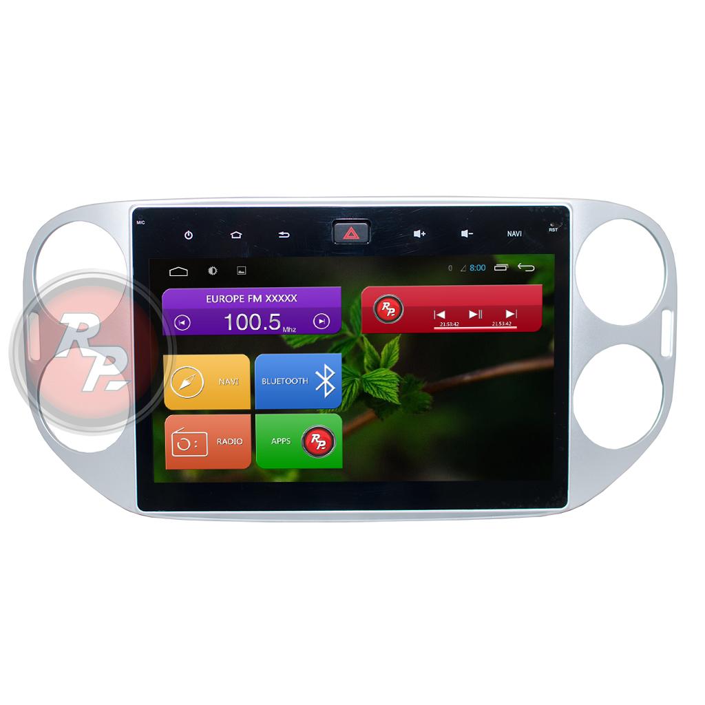 Головное устройство RedPower 21204B фольсваген тигуан