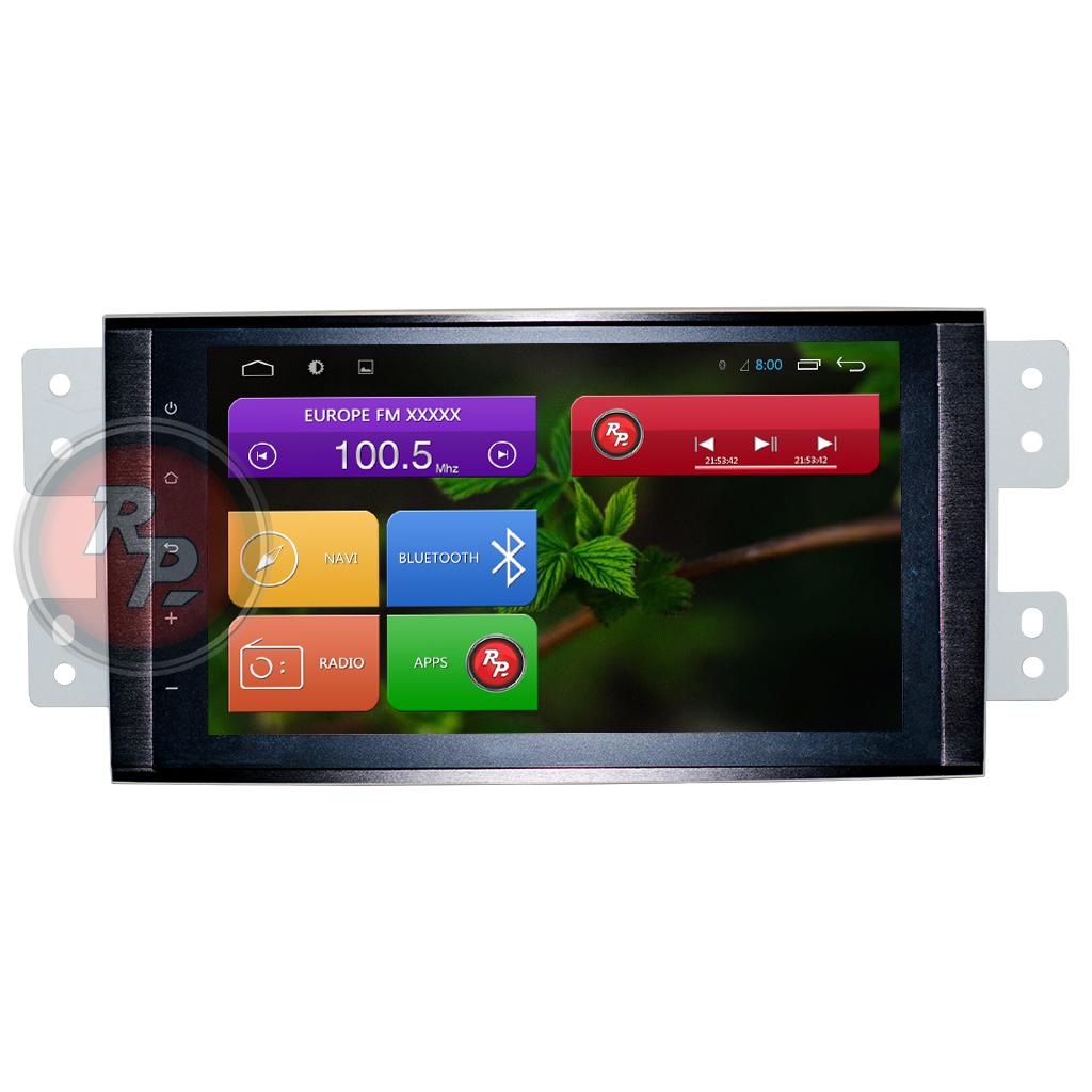 Головное устройство RedPower 21222B IPS Kia mohave