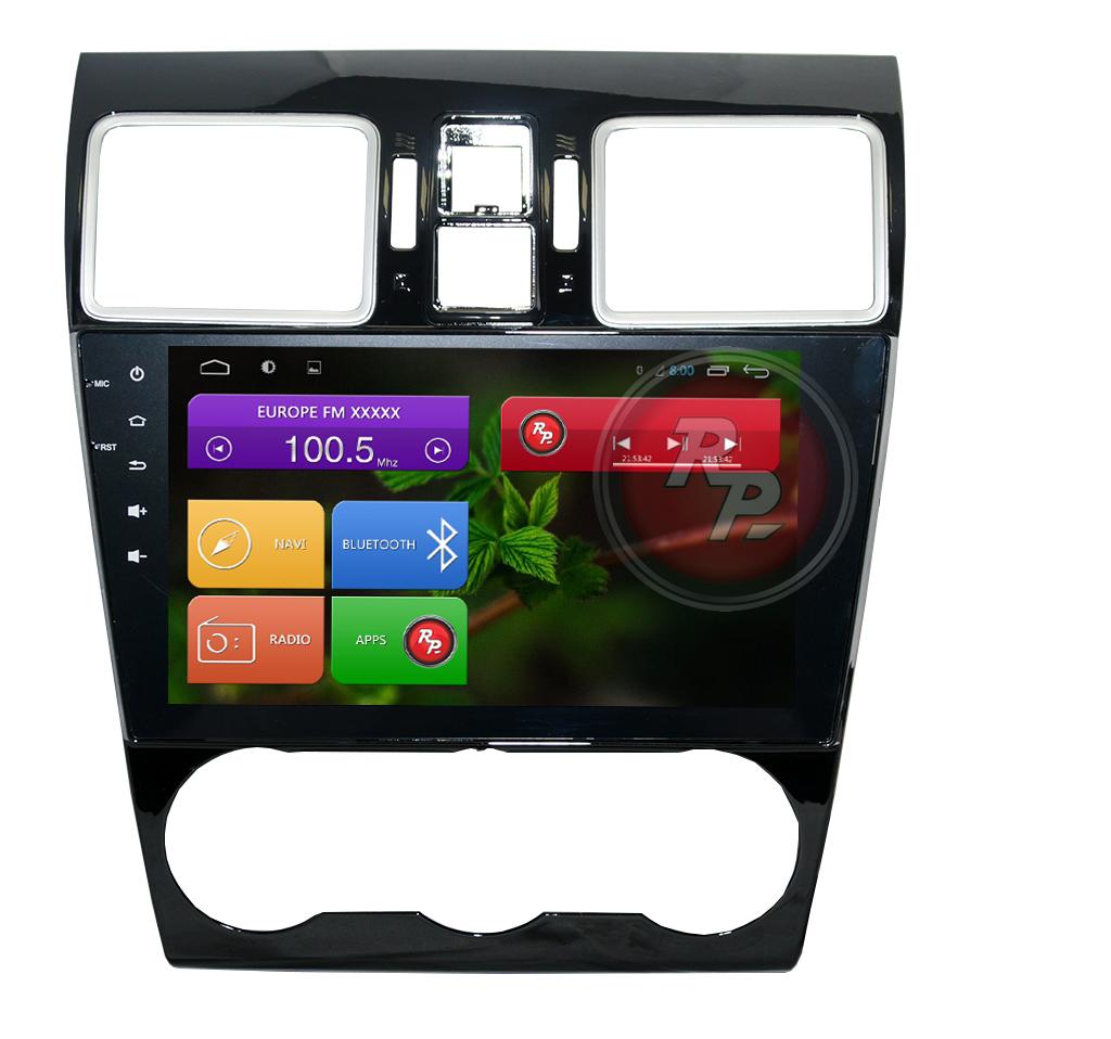 Головное устройство Subaru XV, Forester 2015 Redpower 31262 IPS DSP