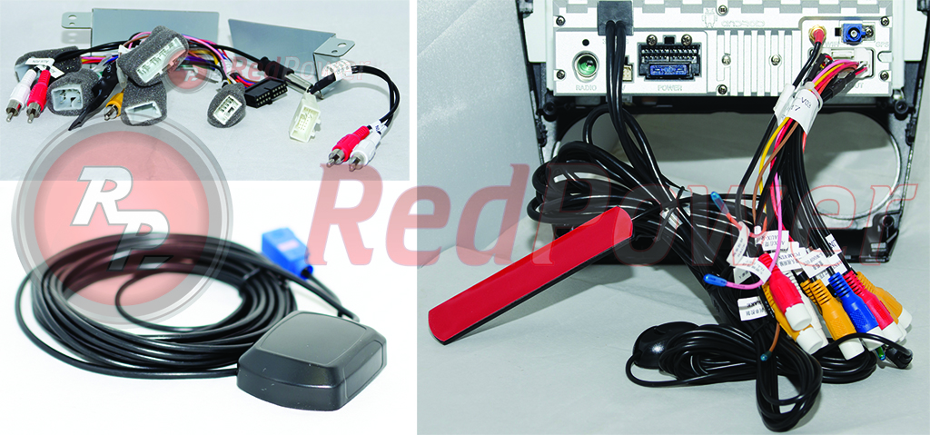 Колодки для подключения Subaru XV, Forester Redpower 21262B IPS
