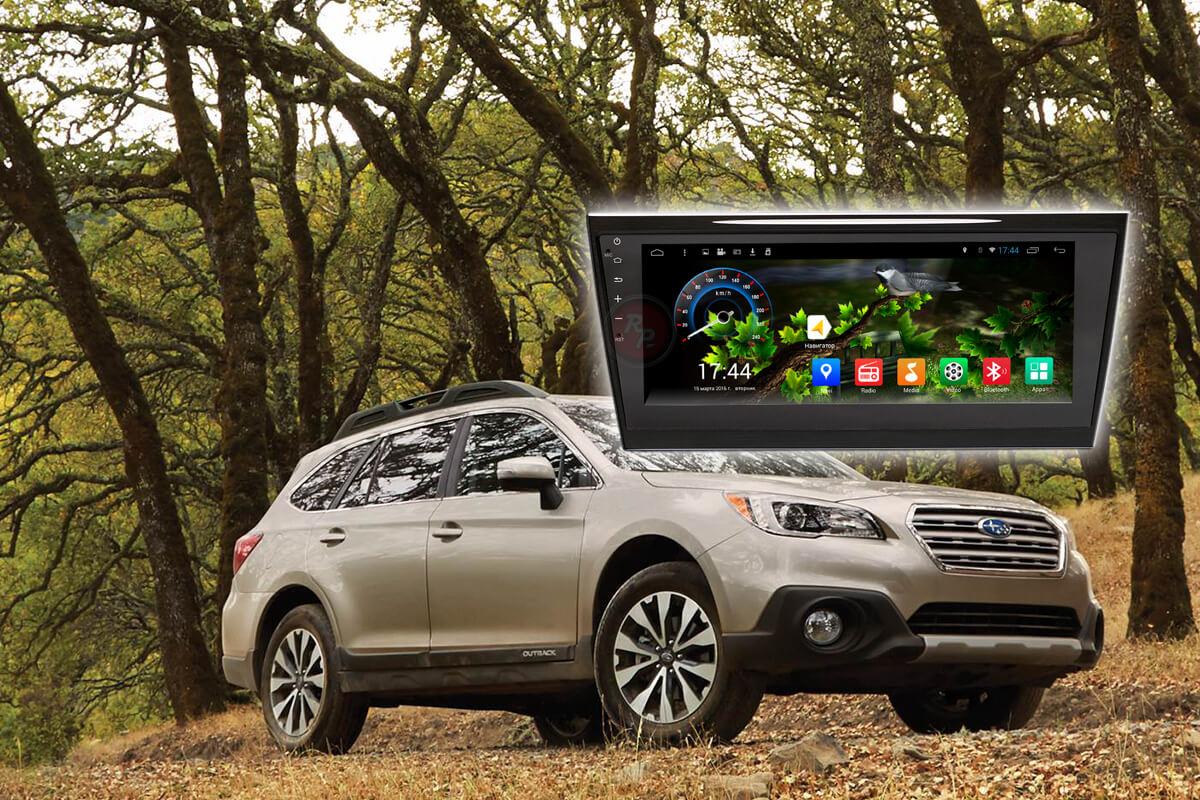 Subaru навигация инструкция