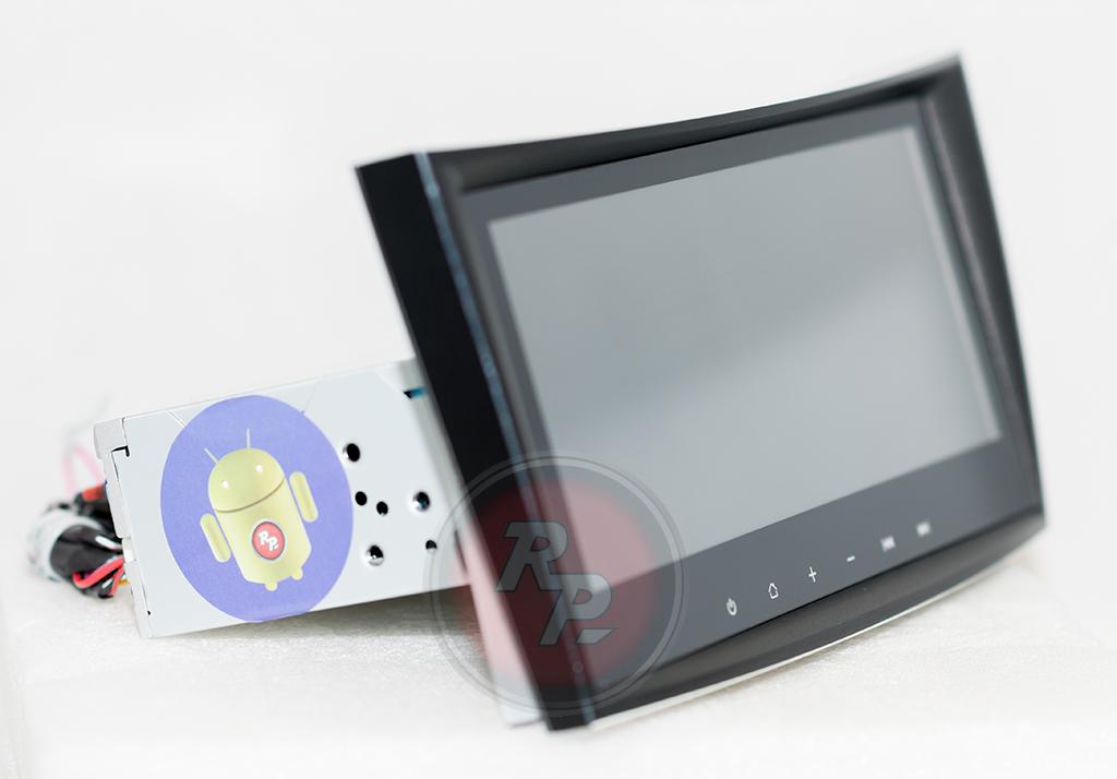 Головное устройство RedPower 31568 IPS на мерседес бенц Е-класс