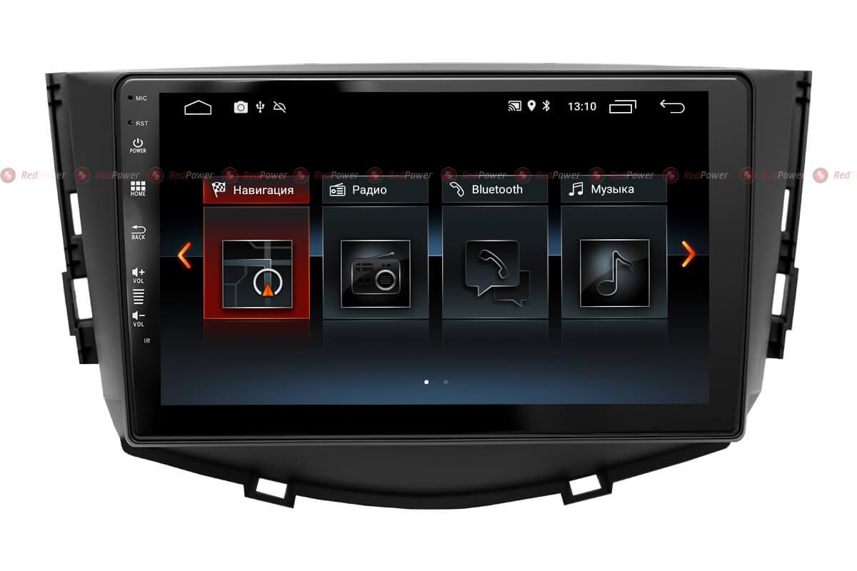 RedPower 30258 IPS головное устройство штатное Lifan Х60