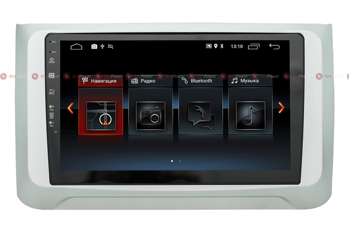Штатное головное устройство для Хавал Н6 штатная автомагнитола на Android