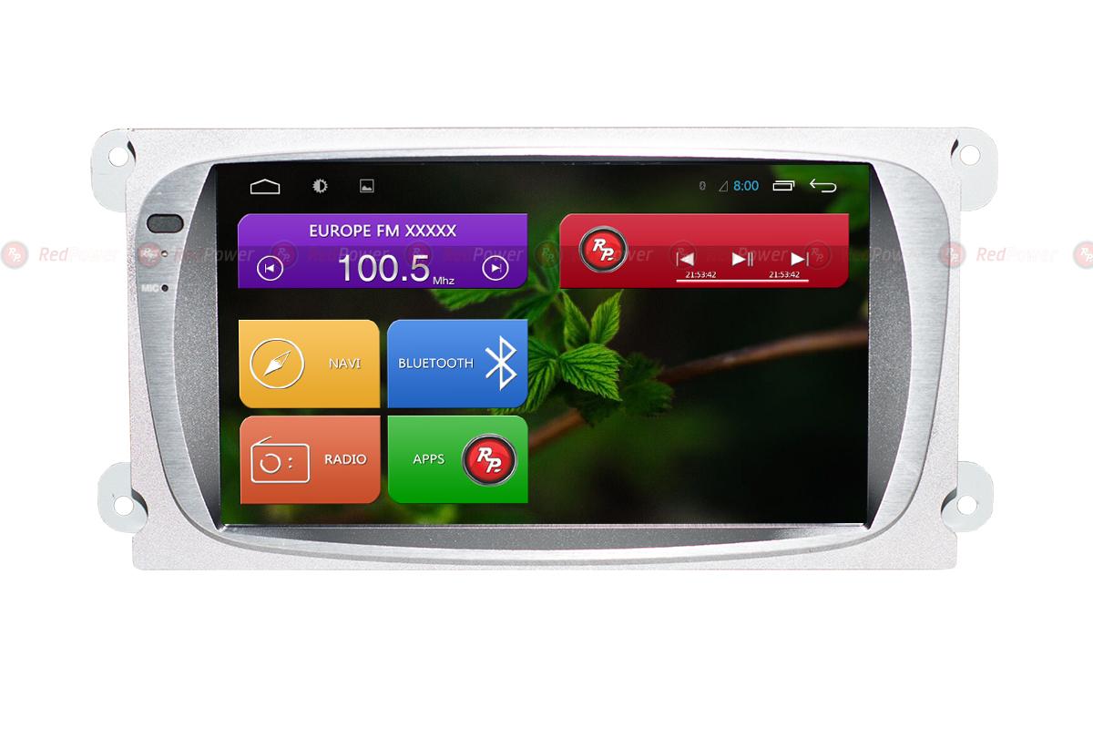 Головное устройство RedPower 31003 IPS для Ford focus