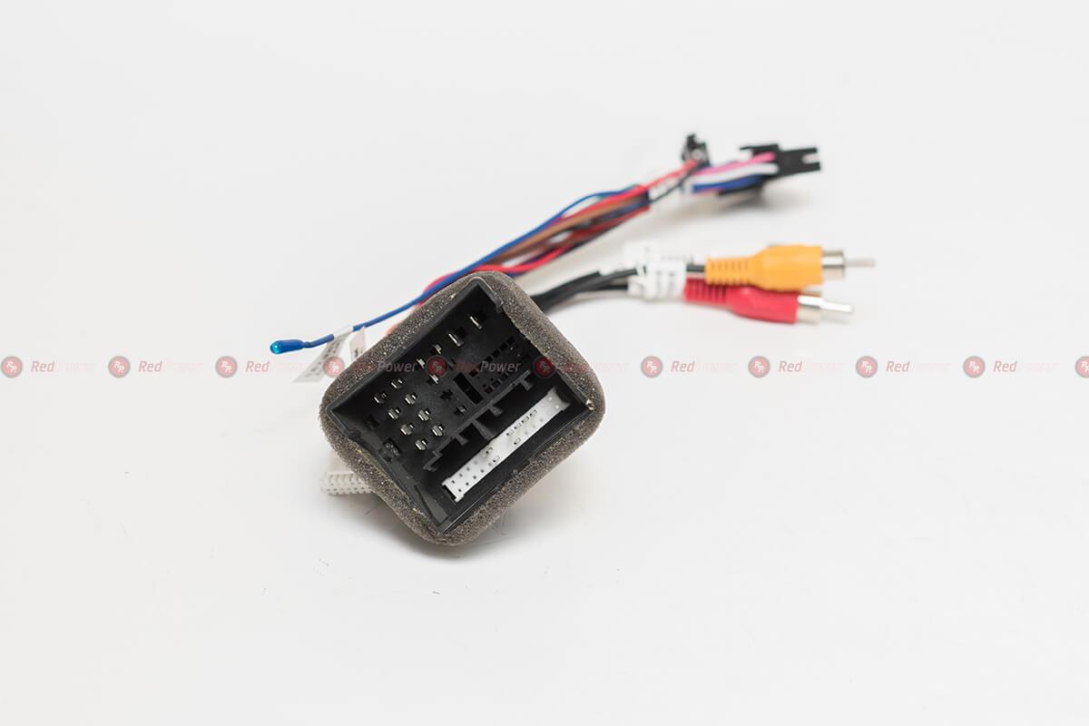 Провода в комплекте