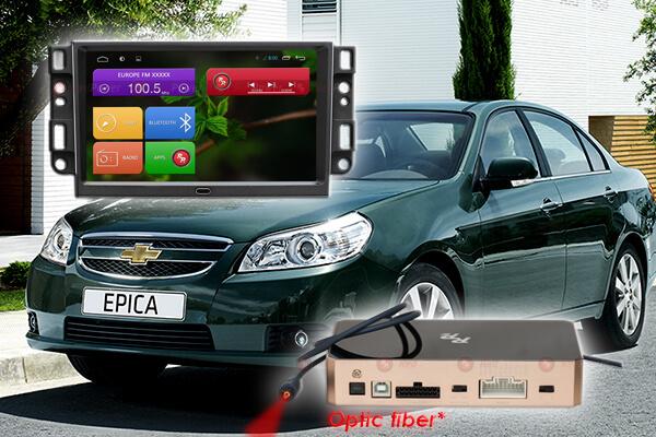 штатное головное устройство для Chevrolet Aveo, Captiva, Epica штатная автомагнитола на Android