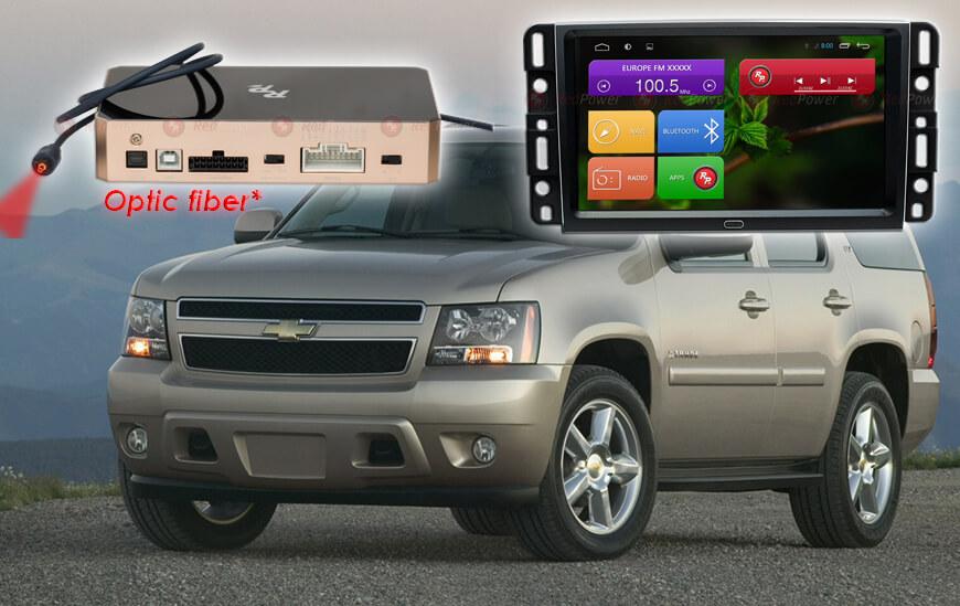 штатное головное устройство для Chevrolet Tahoe штатная автомагнитола на Android