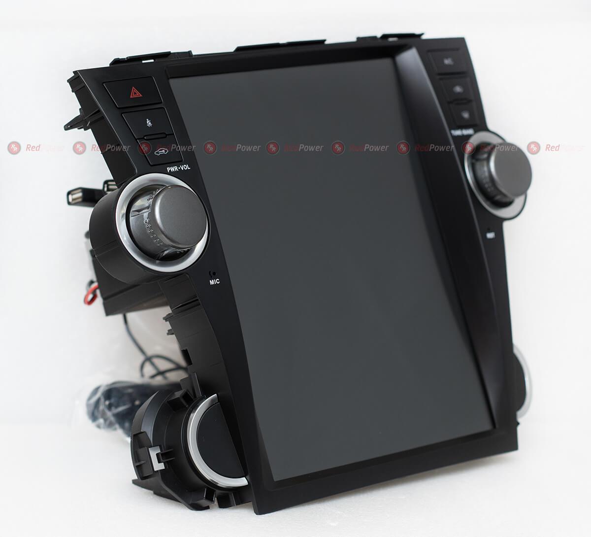 Головное устройство Тойота Хайлендер Redpower 31035 TESLA Штатное головное устройство