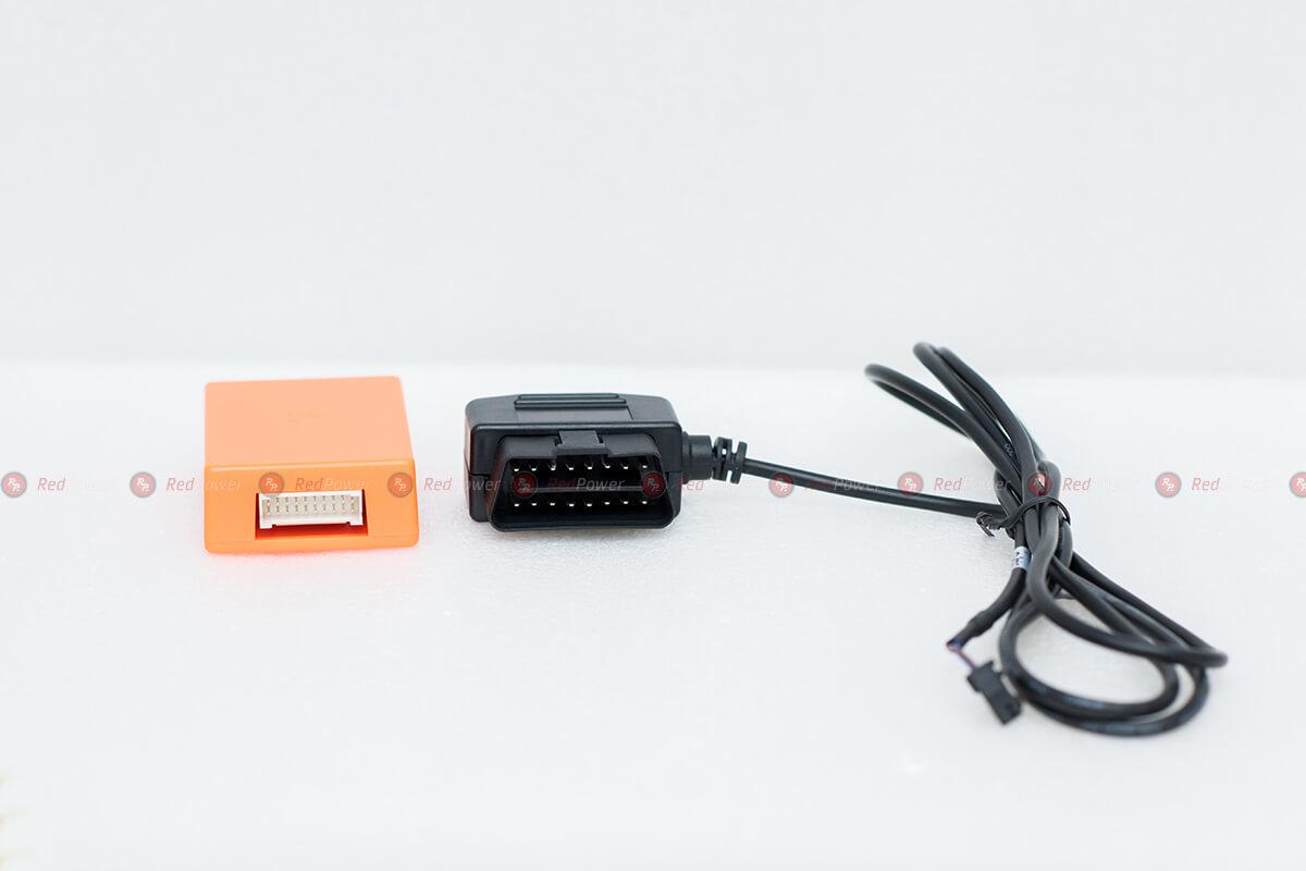 Магнитола Toyota Highlander Redpower 31035 TESLA Штатное головное устройство