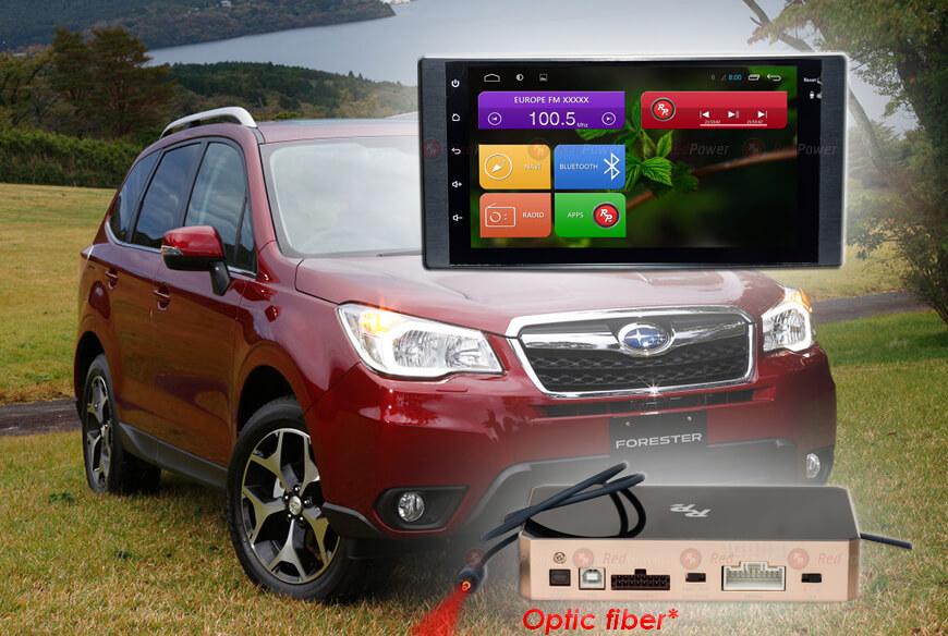 Автомагнитола для Subaru RedPower 31062