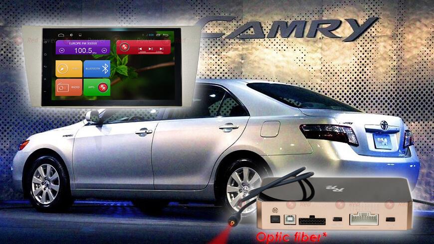 Автомагнитола для Toyota Camry V40 Redpower 31064 IPS