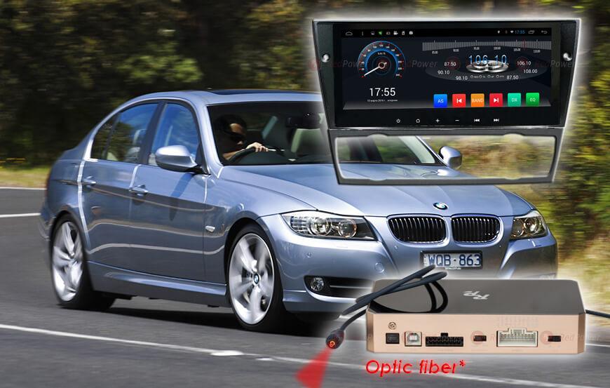 Штатное головное устройство BMW 3 автомагнитола Redpower 31082 IPS Android
