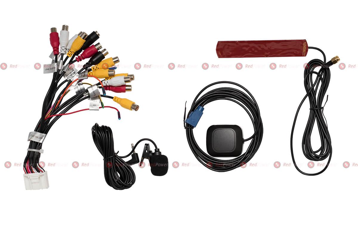 Набор проводов для подключения автомагнитол RedPower серии 310