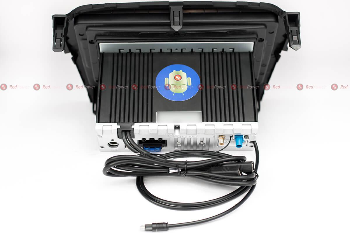 Головное устройство RedPower 31153 R IPS DSP на Suzuki VItara