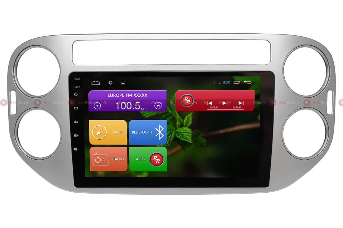 Головное устройство RedPower 31204 R IPS фольсваген тигуан