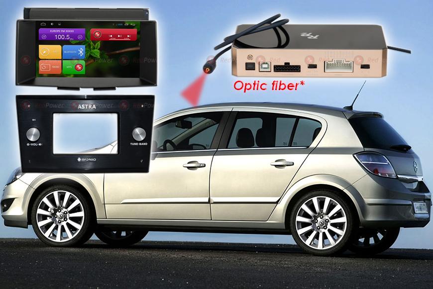 Магнитола для Опель H / Опель Зафира B | Автомагнитолы Opel на RedPower.ru
