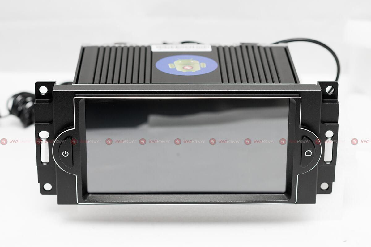 Головное устройство на Джип Коммандер, Ранглер RedPower 31220 DSP