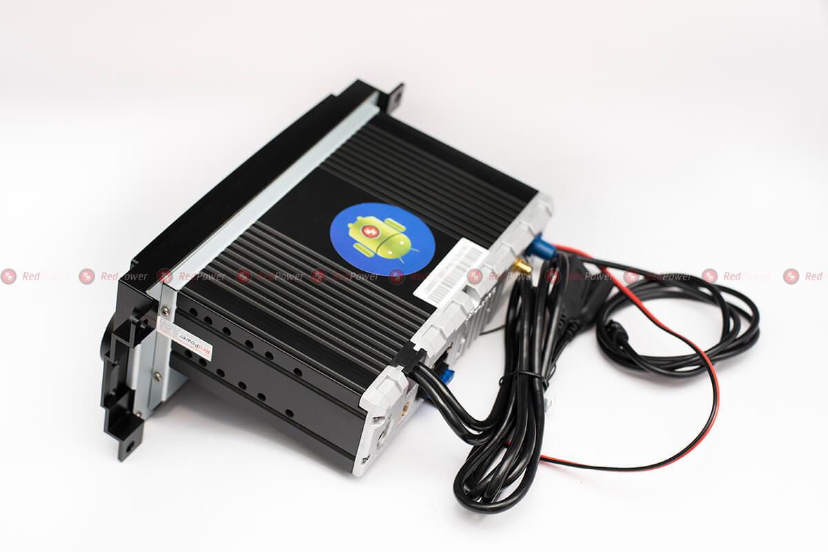 Автомагнитола на Джип Коммандер, Ранглер RedPower 31220 DSP