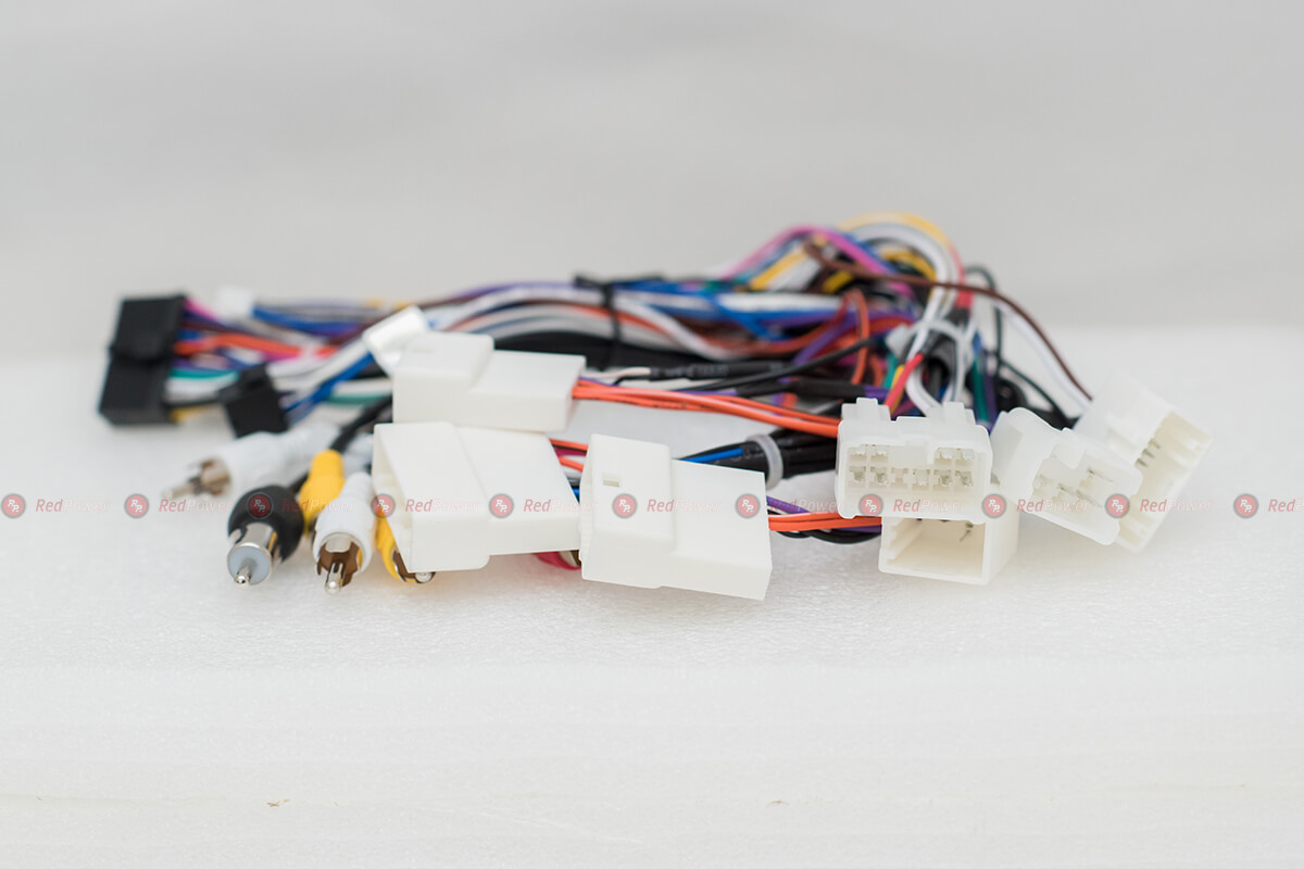 Штатное головное устройство RedPower 31230 Тесла для Тойота Камри V55