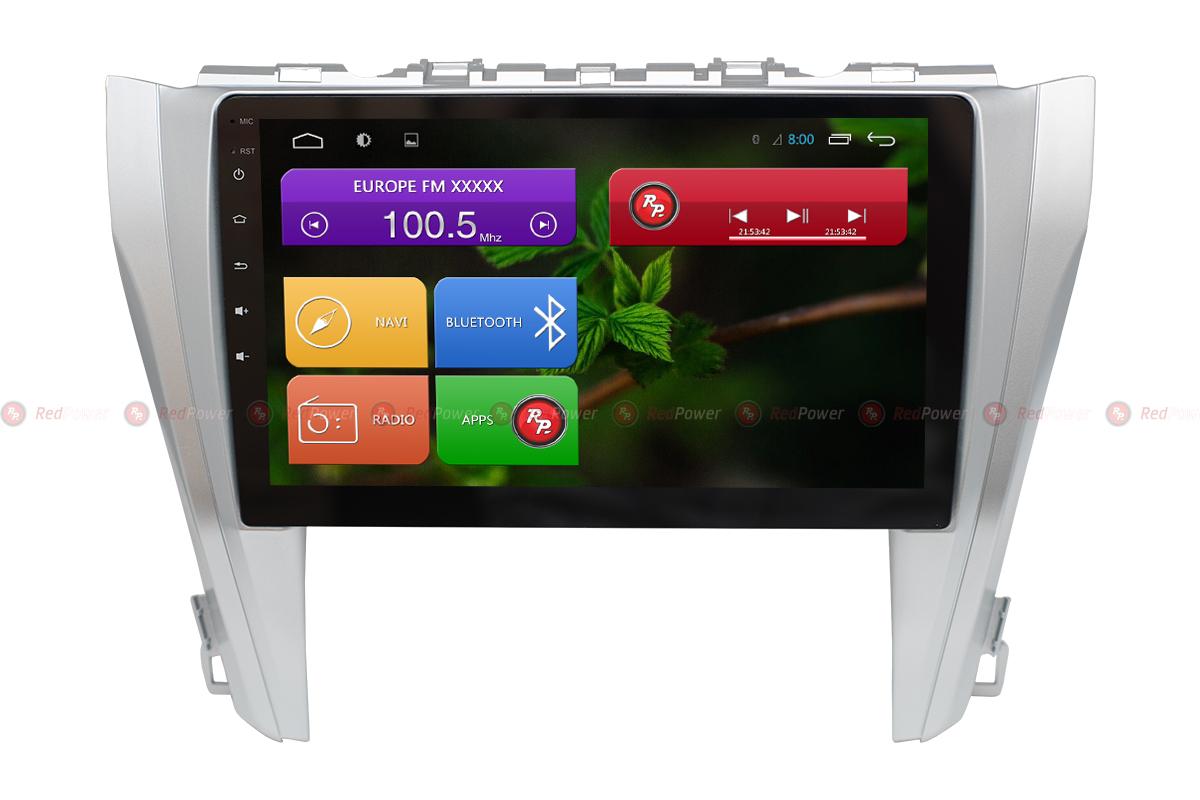 Головное устройство RedPower 31231 R IPS на Toyota Camry V55