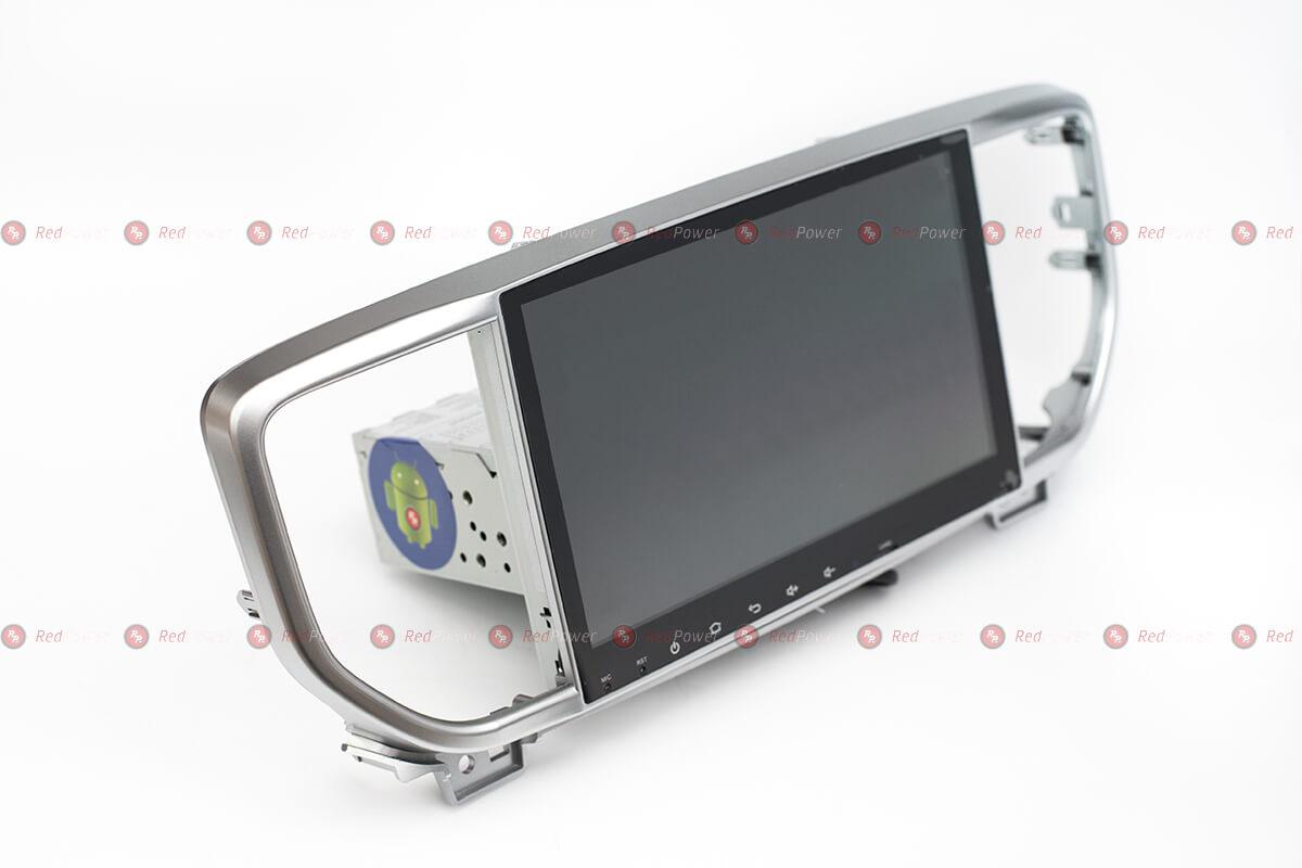 Штатное головное устройство Kia Sportage 4 Автомагнитолы Redpower 31274 IPS DSP