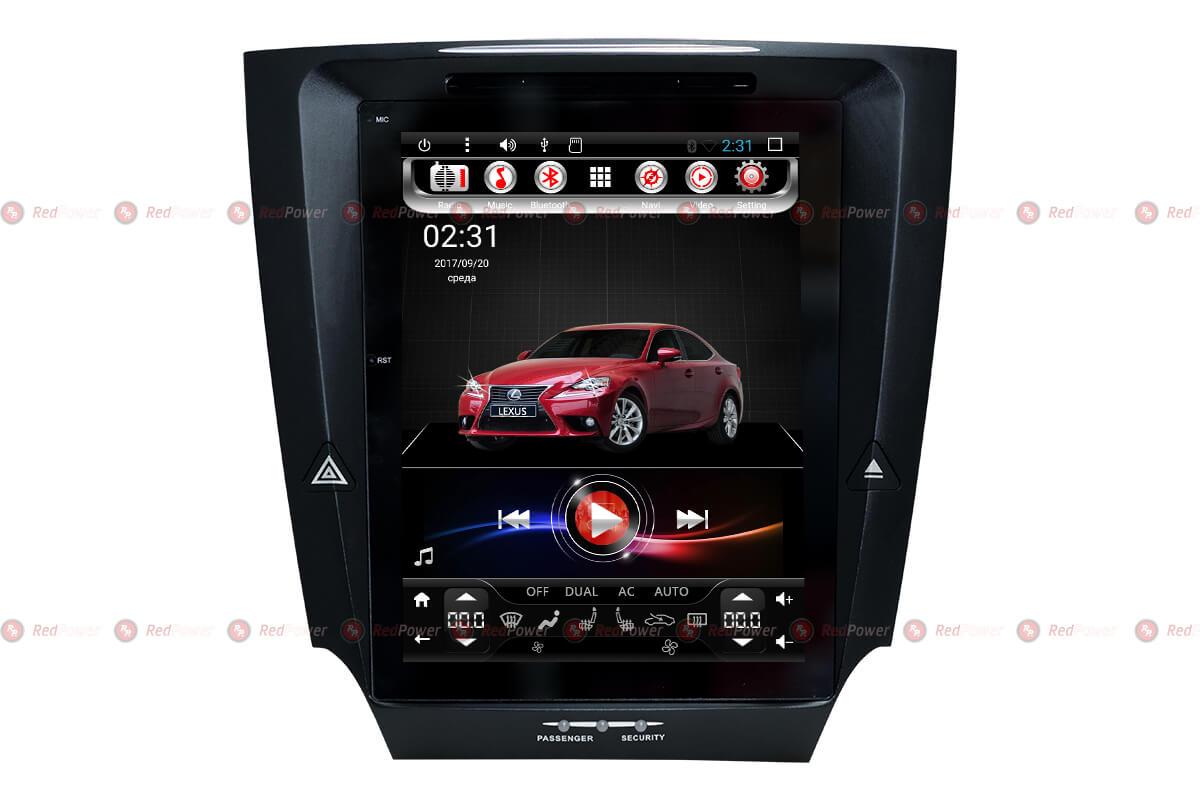 Головное устройство RedPower 31300 TESLA для Лексус