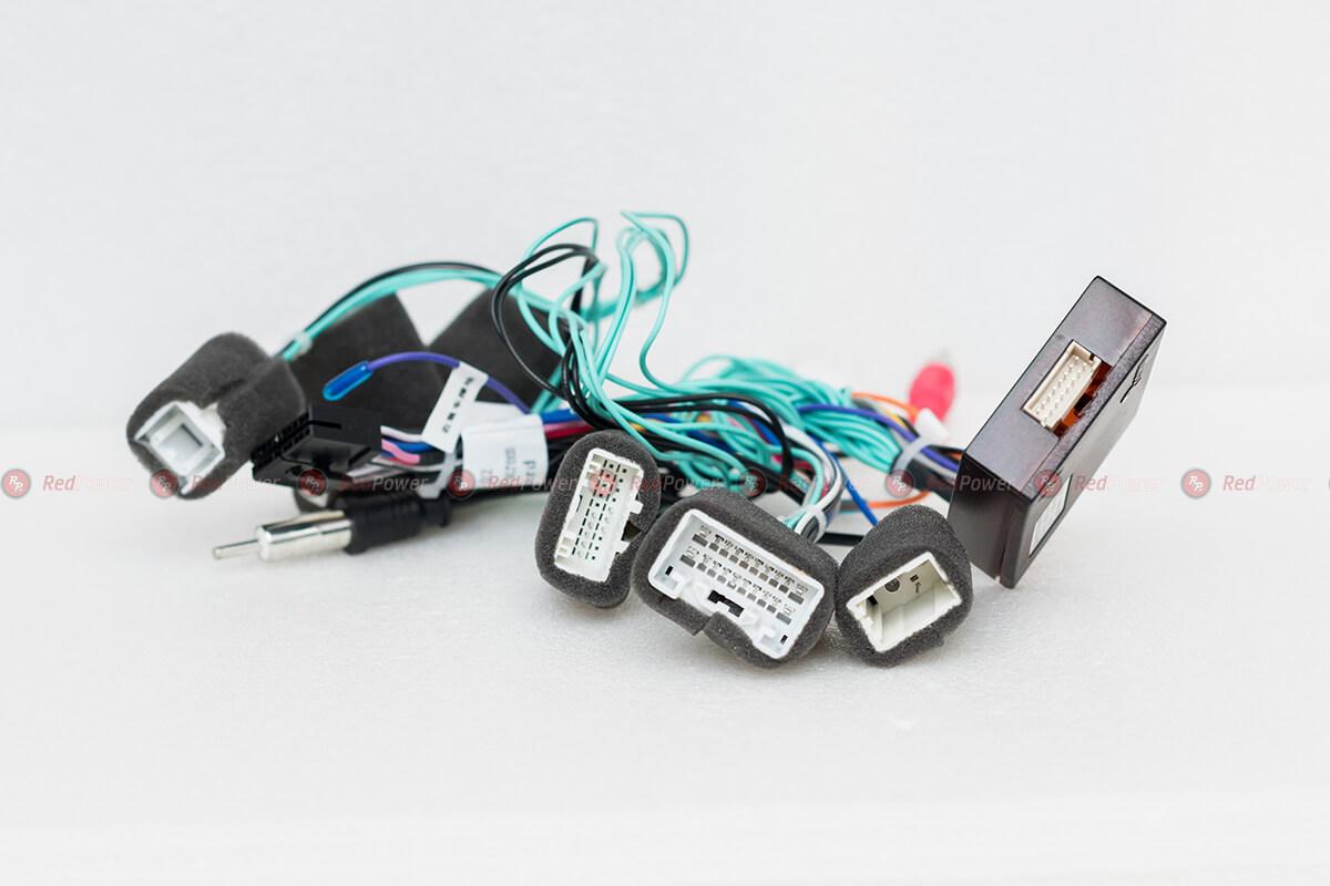 Магнитола Lexus GX 470 Redpower 31470 TESLA Штатное головное устройство