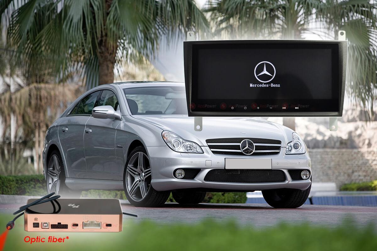 Автомагнитола для Mercedes Benz C-Class W203 31367 IPS DSP