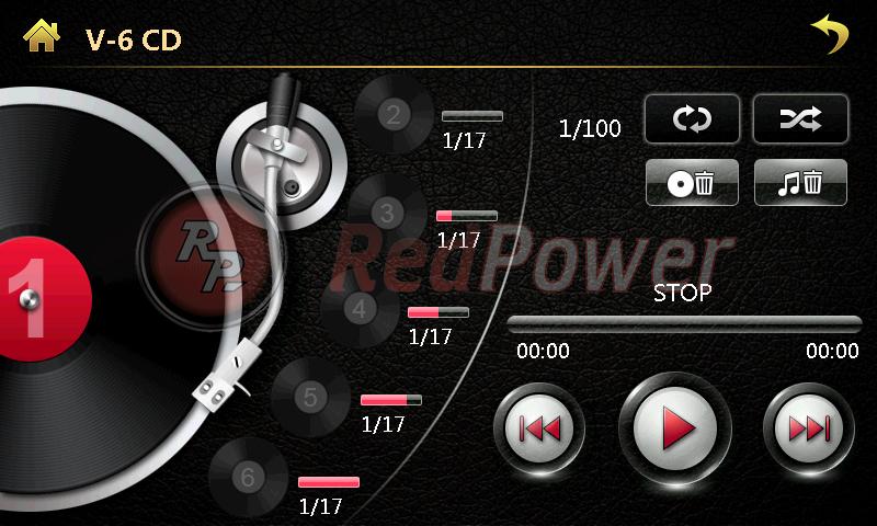 Штатное головное устройство RedPower 12007 Skoda Octavia A7 2014+ - фото 8
