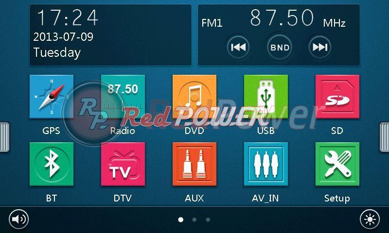 Штатное головное устройство RedPower 12007 Skoda Octavia A7 2014+ - фото 9