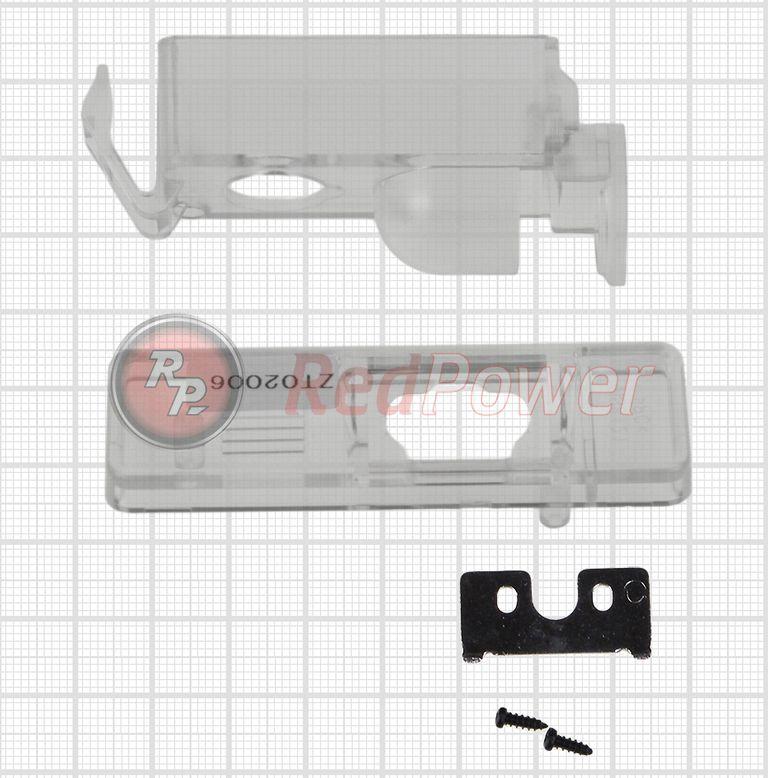 Размеры плафона камеры заднего хода RedPower BEN008